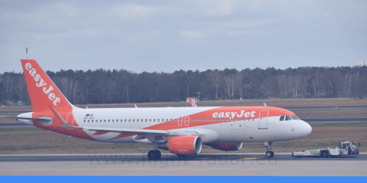 Un avion qui peut être suivi comme vol en direct.